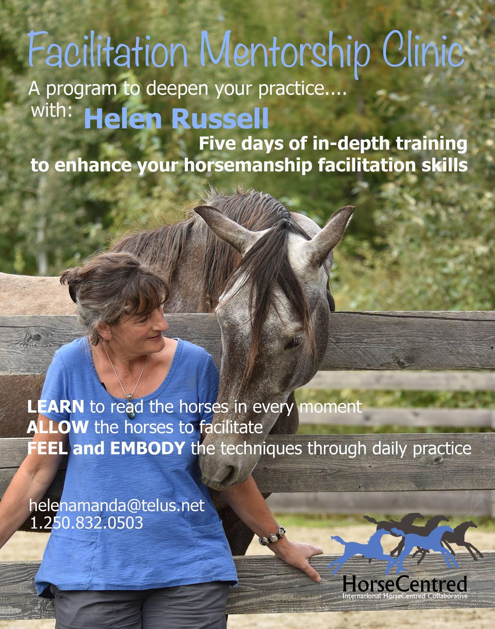 Helen Russell Facilitation Menorship Program