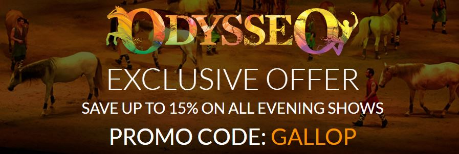 Odysseo Exclusive Offer