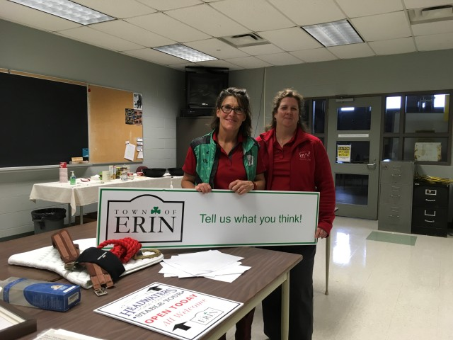 Equine Erin at Erin District High School - Tell us what you think
